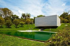 noticias arquitectura / blog: Galeria Adriana Varejão - Inhotim, Brumadinho, Brasil