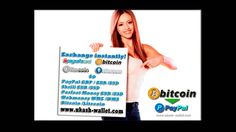 Top Up accounts PayPal, Perfect Money, Skrill, Webmoney with Bitcoin, Li...