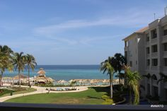 View from a king club room at the Hyatt Ziva Rose Hall! Check our Facebook page @EscapeAndTravel for more pics of this gorgeous resort!  #EscapeAndTravel #MMATG #hyattzilara #hyattziva #rosehall #jamaica #montegobay