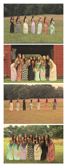 """""""Best friends photoshoot. I want nothing more than to do one of these.""""  @Brandie Schweizer Addison Fields senior pictures? Group Pictures, Bff Pictures, Best Friend Pictures, Cute Photos, Senior Pictures, Bff Pics, Best Friend Photography, Prom Photography, Photoshop"""