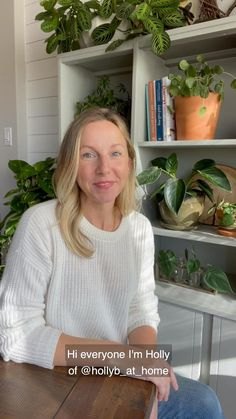 Today we're spending our first #SelfCareSunday of the new year with Austin-based Holly @hollyb_at_home. as she shows us how to make a simple propagation tube stand. 🌱 Have a great Sunday, everyone! Macrame Plant Holder, Plant Holders, Self Watering Pots, Have A Great Sunday, Terracotta Pots, Propagation, Plant Care, Self Care, Indoor Plants