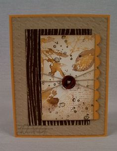 FMC0812- French Foliage by Diane Vander Galien - Cards and Paper Crafts at Splitcoaststampers