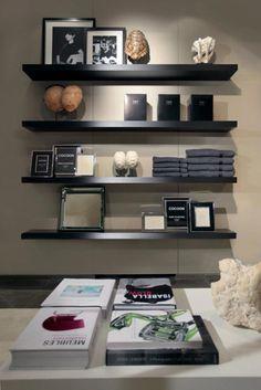 Gorgeous Floating Shelves