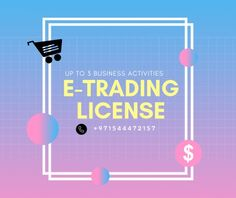 Start your entrepreneurial journey in the UAE and get these 3 business activities in one license! Call/Whatsapp : 971544472157 or visit our Dubai office at Block B - Centurion Star Bldg. Companies In Dubai, E Commerce Business, Free Classified Ads, Block B, Starting Your Own Business, Business Opportunities, Uae, Activities