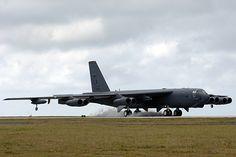 b-52   Boeing B-52 Stratofortress