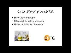 doTERRA Intro to Essential Oils Class by Kalli Wilson - YouTube ...