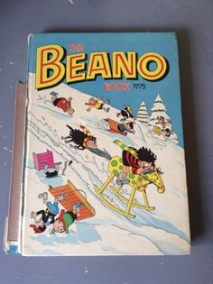 The Beano Book 1973 Hardback Annual Vintage by RubyRockCakes