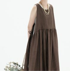3Wayエプロンワンピの型紙・パターン(実物大) Casual Dresses, Casual Outfits, Sewing Patterns Free, Overalls, One Piece, Costumes, Womens Fashion, Clothes, Aprons