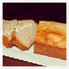 Banana Bread! Per la videoricetta clicca qui: http://youtu.be/ATvZrbGhEy8