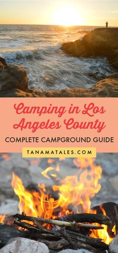 Check out this comprehensive guide to camping in Los Angeles County, #California | Things to do in Los Angeles | Things to do in Malibu | Things to do in Angeles National Forest | Southern California Camping | Pacific Coast Highway Camping | Leo Carillo | Point Mugu | San Gabriel River | Malibu Creek | Catalina Island | Castaic Lake | Beach Camping | Desert Camping | River Camping | Camping Near Los Angeles | Hiking Trails Los Angeles | Campgrounds in Los Angeles | Los Padres Forest