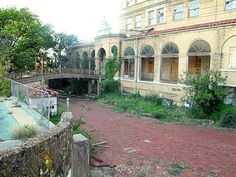 Vote for my photo!  The Baker Hotel.