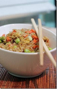 Healthy Un-Fried Rice