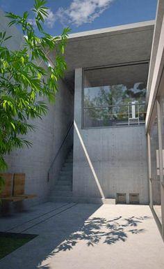 Osaka House by Tadao Ando