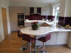 Image result for splashback with cashmere kitchen