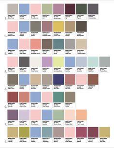 Diferentes imágenes e ideas para decorar con el color de moda, ¿te apuntas?