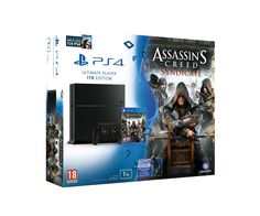 Sony PlayStation 4 Console (Black): 1: Amazon.co.uk: PC & Video Games