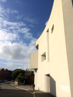 Towner gallery in Eastbourne by Rick Mather Architects