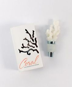 A gorgeous accent for a beach wedding or event, the realistic appearance of the Coral Bottle Stopper is due to incredible detail in the poly resin. Fitted with a metal stopper at the base, they will bring the feel of the beach right to your wedding. Beach Wedding Favors, Bridal Shower Favors, Wedding Gifts, Sister Wedding, Our Wedding, Wedding Ideas, Dream Wedding, Wedding Inspiration, Wedding Favors Unlimited