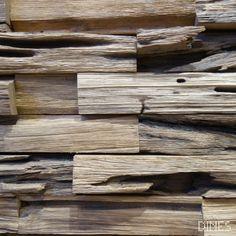 Revêtement en bois récupéré - EM0026  http://www.dines-france.com  #dines