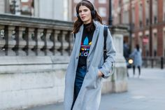 The Latest Street Style From London Fashion Week via @WhoWhatWearAU