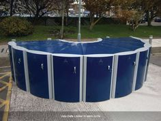 We have worked with many major employers to accommodate their increasing need for good cycle parking facilities.