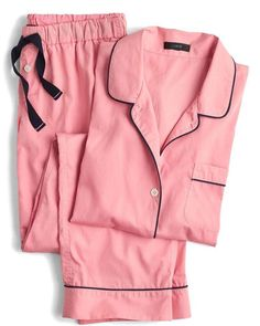 Shop the Vintage short-sleeve pajama set at J.Crew and see the entire selection of Women's Pajamas & Intimates. J Crew Pajamas, Cute Pajamas, Best Pajamas, Satin Pyjama Set, Pajama Set, Pajamas For Teens, Pijamas Women, Cute Sleepwear, Womens Pyjama Sets