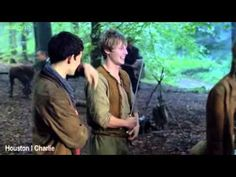 A great video compilation of the cast of Merlin
