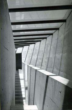 ArchitecturePasteBook.co.uk — dromik: Casa Iwasa by Tadao Ando.