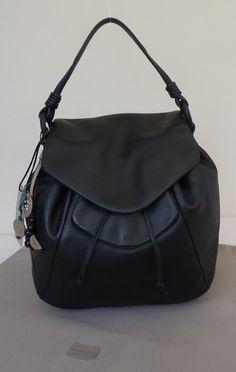 Radley Black Medium Backpack Bag Gloucester Gate Bnwt Rrp