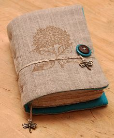 Hydrangea notebook | Flickr - Photo Sharing!
