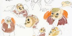 """Enjoy a collection of 80+ Concept Art from Studio Ghibli Porco Rosso, featuring Character, Layout, Prop & Background Design. The adventures of """"Porco Rosso"""", a veteran WW1 pilot in 1930s Italy, who has been cursed to look like an anthropomorphic pig...."""
