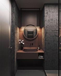 Bathroom Inspiration // Loft Interior The Perfect Scandinavian Style Home Interior Design Examples, Bathroom Interior Design, Interior Design Inspiration, Bathroom Inspiration, Decor Interior Design, Home Decor Inspiration, Interior Decorating, Decorating Ideas, Decor Ideas