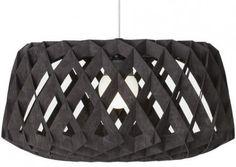 $395 Replica Pilke 60 Black Pendant Light