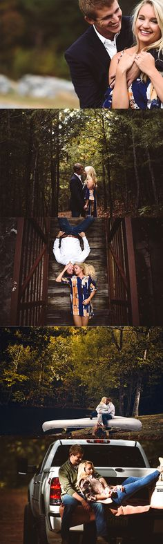 SOUTHERN ENGAGEMENT PHOTO IDEAS