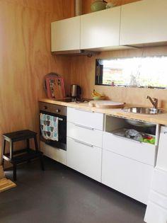 Att bygga ett hus: Att ha köket fullt med arvegods
