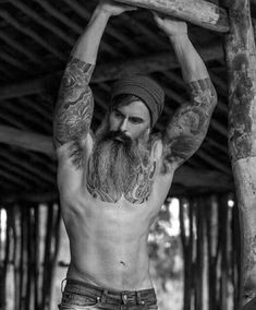 beards carefully curated — Charles
