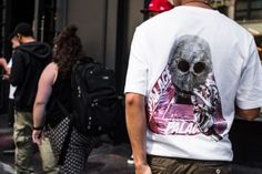 Here's What People Wore to Supreme's Jim Krantz Drop Today in NYC