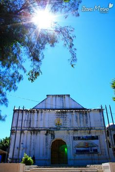 Iglesia nuestra Señora del Pilar.