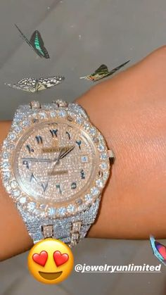 Cute Jewelry, Jewelry Accessories, Women Jewelry, Fashion Jewelry, Expensive Watches, Expensive Jewelry, Moda Nike, Rapper Jewelry, Accesorios Casual