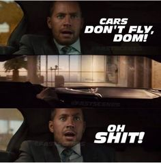 #Furious: Paul Walker...lol #Classic