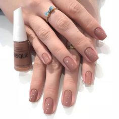 Maybe you have discovered your nails lack of some fashionable nail art? Yes, lately, many girls personalize their nails with lovely … Perfect Nails, Gorgeous Nails, Love Nails, My Nails, Stylish Nails, Trendy Nails, Simple Acrylic Nails, Manicure And Pedicure, Nails Inspiration