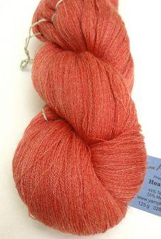 Yarn Place Heaven Yarn Skein Lace Wt Tencil/Merino 125g 3280yd Penny SY394 #YarnPlaceHeaven #Plain