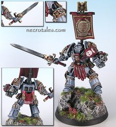 Grey Knight Terminator Lord