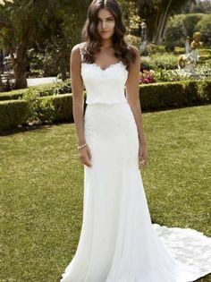 Свадебные и вечерние платья Enzoani 2016
