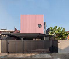 Space Theories, Portland Cement, House Windows, Create Space, Home Studio, Car Parking, Second Floor, Ground Floor, Exterior Design