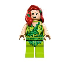 I want more Lego heroines!