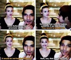 tyler posey and holland roden