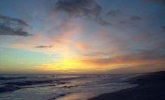 beach at Oak Island, NC...<3