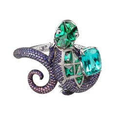 More Jewelry From 26th Biennale Des Antiquaires