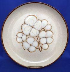 Yamaka Sandia TIMBERLAND Chop Plate Stoneware Charger Serving Platter Japan #Yamaka #ChopChargerServingPlatter
